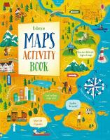 Maps Activity Book (Paperback)