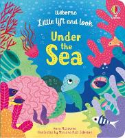 Little Lift and Look Under the Sea - Little Lift and Look (Board book)