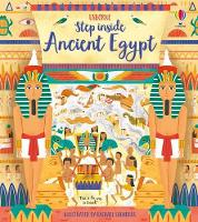 Step Inside Ancient Egypt - Step Inside (Board book)
