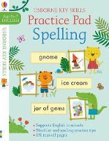 Spelling Practice Pad 6-7 - Key Skills (Paperback)
