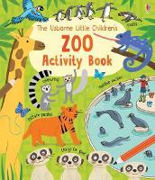 Little Children's Zoo Activity Book - Little Children's Activity Books (Paperback)