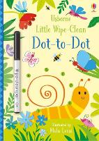 Little Wipe-Clean Dot-to-Dot - Little Wipe-Cleans (Paperback)