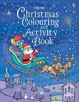 Christmas Colouring and Activity Book - Colouring & Activity Books (Paperback)