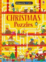 Christmas Puzzles x5 Pack - Usborne Minis (Paperback)