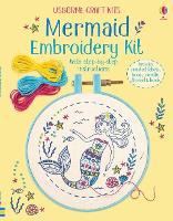 Embroidery Kit: Mermaid - Embroidery Kit