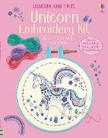 Embroidery Kit: Unicorn - Embroidery Kit (Board book)