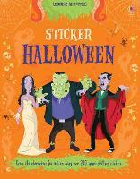 Sticker Halloween - Sticker Dressing (Paperback)