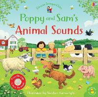 Poppy and Sam's Animal Sounds - Farmyard Tales Poppy and Sam (Board book)