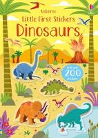 Little First Stickers Dinosaurs - Little First Stickers (Paperback)