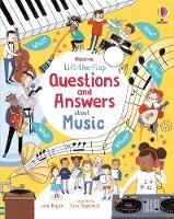 Lift-the-flap Questions and Answers About Music - Questions & Answers (Board book)