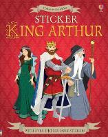 Sticker King Arthur - Sticker Dressing (Paperback)
