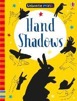 Hand Shadows - Usborne Minis (Paperback)