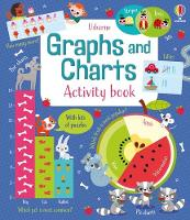 Graphs and Charts Activity Book - Maths Activity Books (Paperback)