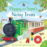 Poppy and Sam's Noisy Train Book - Farmyard Tales Poppy and Sam (Board book)