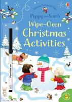 Poppy and Sam's Wipe-Clean Christmas Activities - Farmyard Tales Poppy and Sam (Paperback)