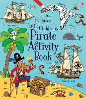 Little Children's Pirate Activity Book - Little Children's Activity Books (Paperback)