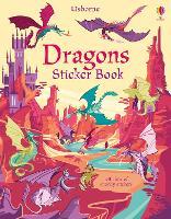 Dragons Sticker Book (Paperback)