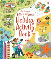 Little Children's Holiday Activity Book - Little Children's Activity Books (Paperback)