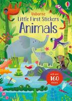 Little First Stickers Animals - Little First Stickers (Paperback)