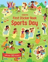 First Sticker Book Sports Day - First Sticker Books series (Paperback)
