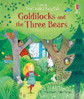 Peep Inside a Fairy Tale Goldilocks and the Three Bears - Peep Inside a Fairy Tale (Board book)
