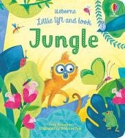 Little Lift and Look Jungle - Little Lift and Look (Board book)