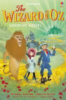 The Wizard of Oz Graphic Novel - Usborne Graphic Novels (Paperback)