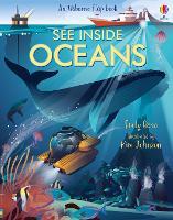 See Inside Oceans - See Inside (Board book)
