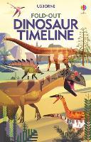 Fold-Out Dinosaur Timeline - Fold-Out Timeline (Hardback)