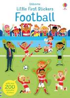 Little First Stickers Football - Little First Stickers (Paperback)