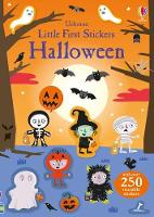 Little First Stickers Halloween - Little First Stickers (Paperback)