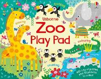 Zoo Play Pad - Play Pads (Paperback)