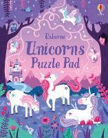 Unicorns Puzzle Pad - Puzzle Pads (Paperback)