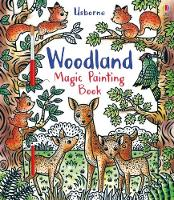 Woodland Magic Painting - Magic Painting (Paperback)