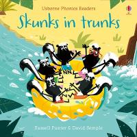 Skunks in Trunks - Phonics Readers (Paperback)