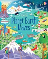 Planet Earth Mazes (Paperback)