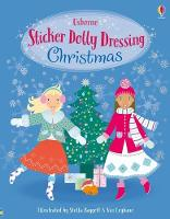 Sticker Dolly Dressing Christmas - Sticker Dolly Dressing (Paperback)
