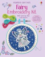 Embroidery Kit: Fairy - Embroidery Kit (Paperback)