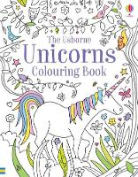 Unicorns Colouring Book (Paperback)