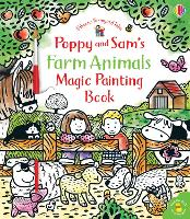 Poppy and Sam's Farm Animals Magic Painting Book - Farmyard Tales Poppy and Sam (Paperback)