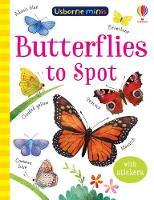 Butterflies to Spot - Usborne Minis (Paperback)