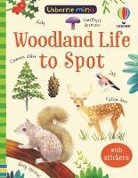 Woodland Life to Spot - Usborne Minis (Paperback)