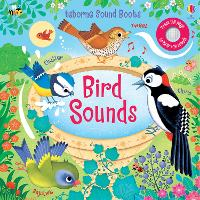 Bird Sounds - Usborne Sound Books (Board book)
