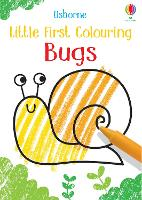 Little First Colouring Bugs - Little First Colouring (Paperback)
