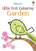 Little First Colouring Garden - Little First Colouring (Paperback)