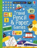 Travel Pencil and Paper Games - Usborne Minis (Paperback)