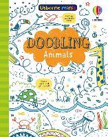 Doodling Animals - Usborne Minis (Paperback)