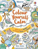 Colour Yourself Calm - Unworry (Paperback)