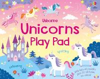 Unicorns Play Pad - Play Pads (Paperback)