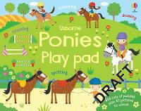 Ponies Play Pad - Play Pads (Paperback)